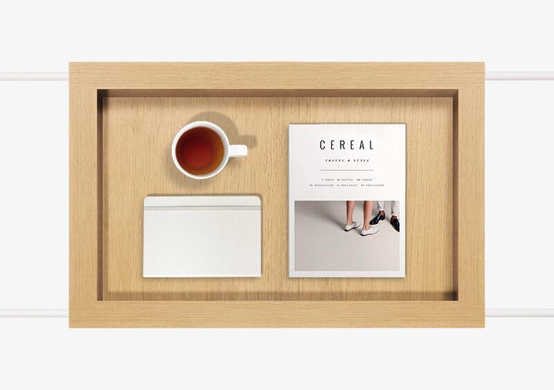 Console Table – Wood – White – LEONOR by MARQQA Furniture