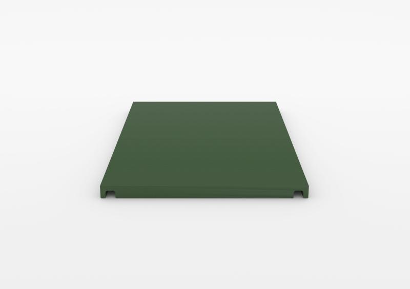 Large Top – Lacquered – Dark Green – MARQQA Furniture