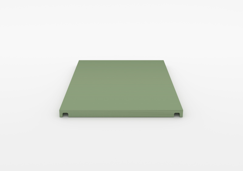 Large Top – Lacquered – Light Green – MARQQA Furniture