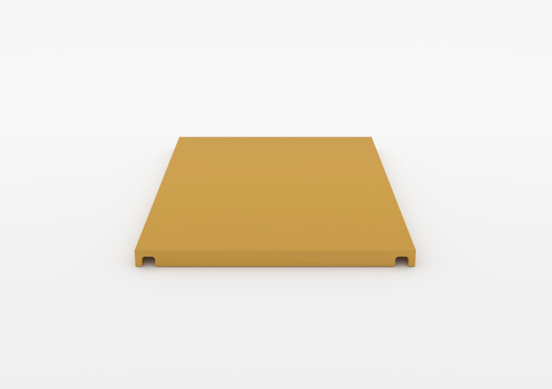 Large Top – Lacquered – Mustard – MARQQA Furniture