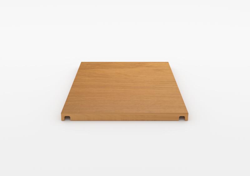 Large Top – Wood – Natural – MARQQA Furniture