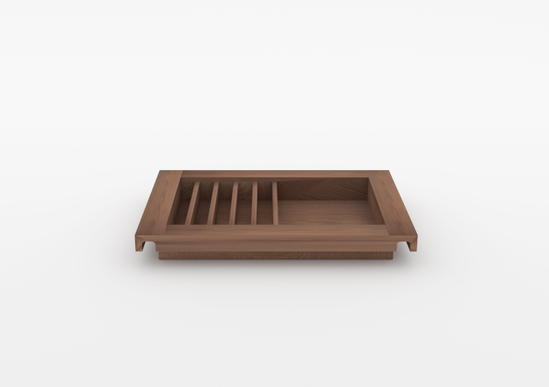 Envelope Tray – Wood – Brown – MARQQA Furniture
