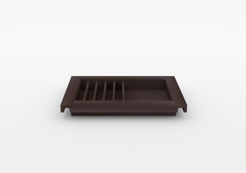 Envelope Tray – Wood – Chocolate – MARQQA Furniture