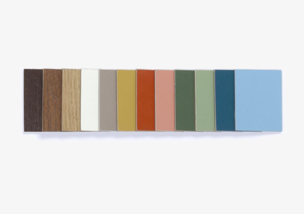 Sample Box – Wood – Lacquer – MARQQA Furniture