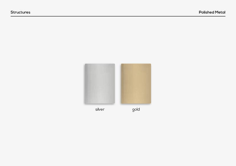 Sample Box – Polish – Metal – MARQQA Furniture