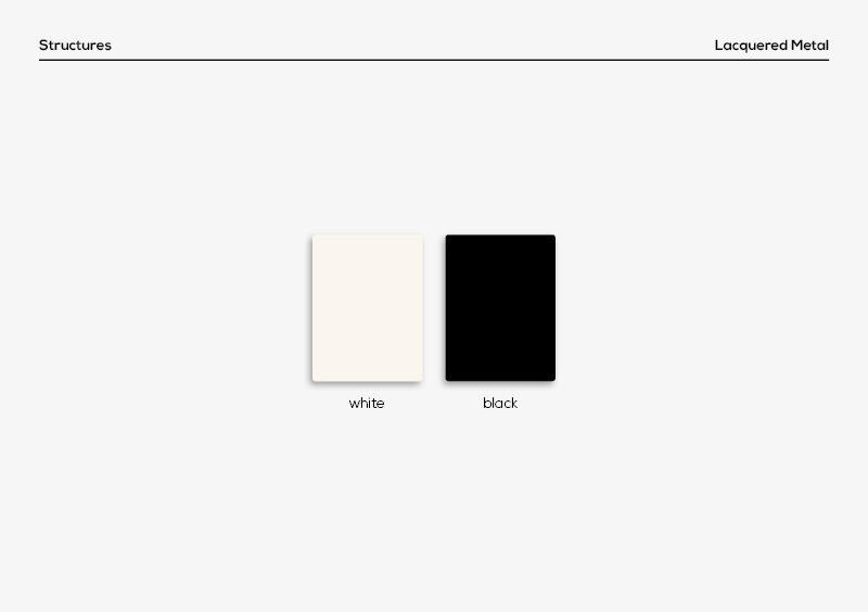 Sample Box – Metal – Lacquer – MARQQA Furniture