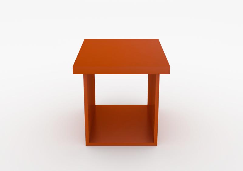 Shelf – Lacquered – Brick – MARQQA Furniture