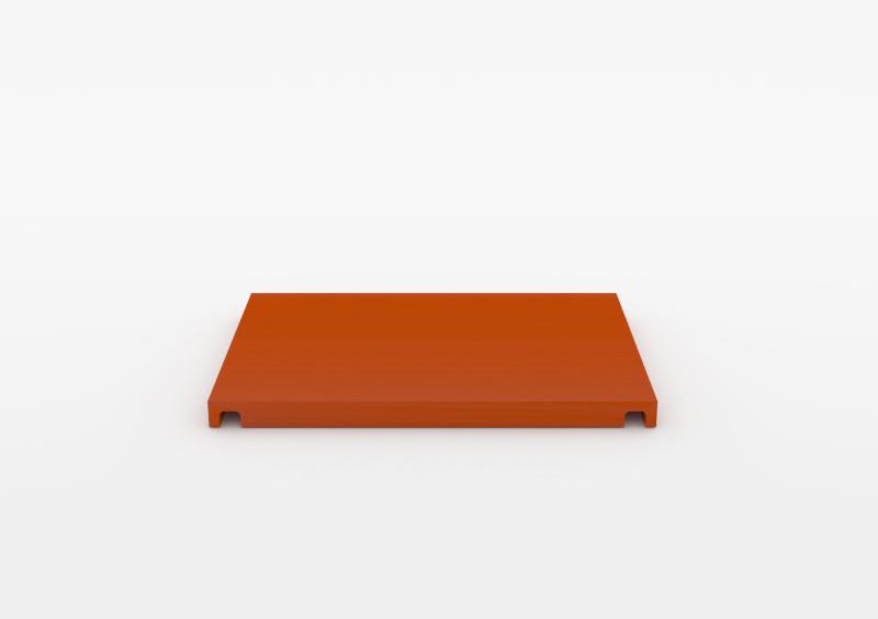 Small Top – Lacquered – Brick – MARQQA Furniture
