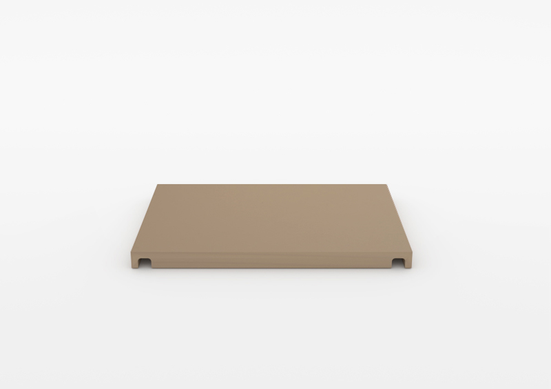 Small Top – Lacquered – Taupe – MARQQA Furniture