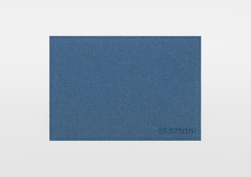 Top Pad – Burel – Blue – MARQQA Furniture