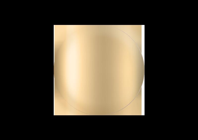 Sample – Polished Steel – Gold – MARQQA Furniture