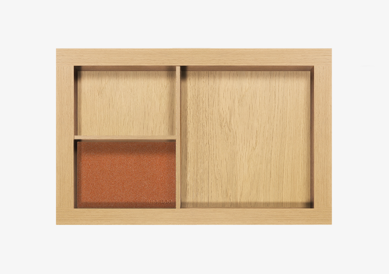 Large Divided Tray – Top Pad – MARQQA Furniture